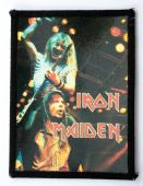 Iron Maiden - 'Dave and Bruce' Photo Patch